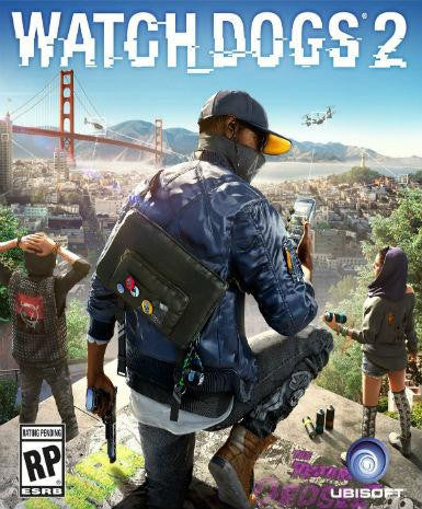 Watch Dogs 2 - GamesRCheap.com