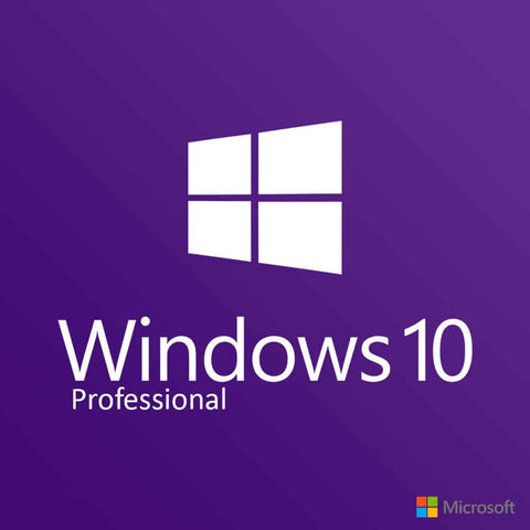 Windows 10 Professional CD Key (64 bit)
