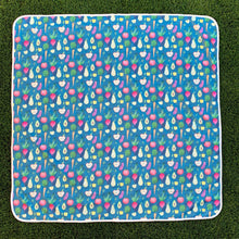 Load image into Gallery viewer, BapronBaby Splash Mat - A Waterproof Catch-All for Highchair Spills (more colors available!)