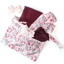 Load image into Gallery viewer, Desert Floral - Waterproof Wet Bag (For mealtime, on-the-go, and more!)