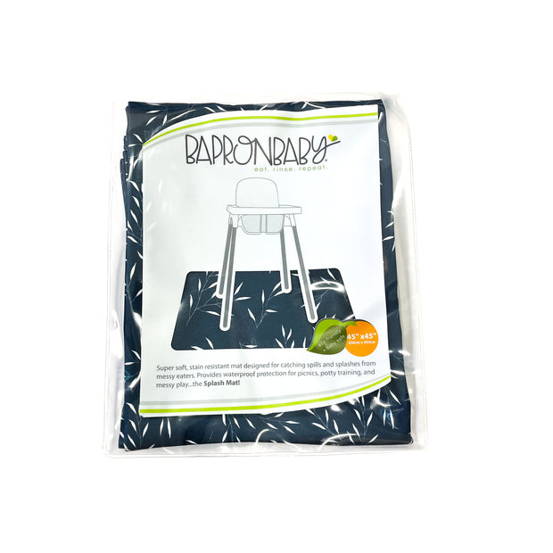 Willow Splash Mat - A Waterproof Catch-All for Highchair Spills and More! 1