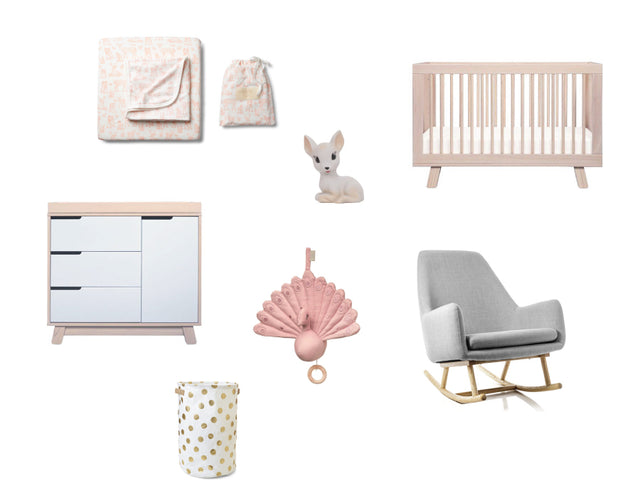 Our Top 10 Newborn Nursery Essentials