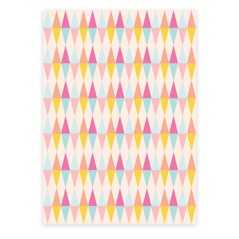 Circus Wrapping Paper (3 sheets)