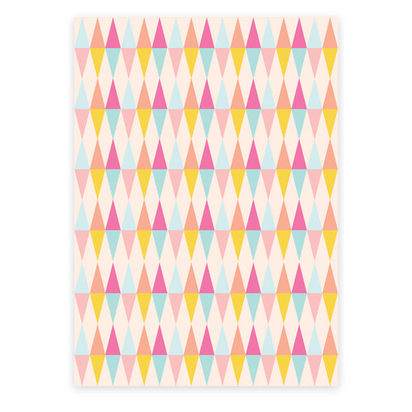 Circus Wrapping Paper (3 sheets) - printspace