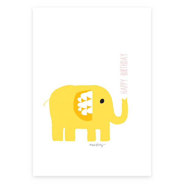 Birthday Cheer Greeting Card - printspace