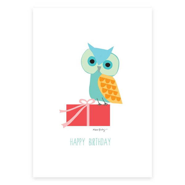Birthday Surprise Greeting Card - printspace