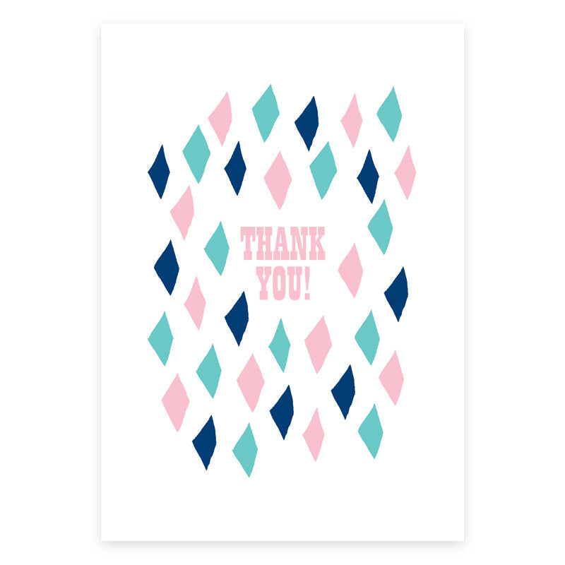 Thank You Greeting Card - printspace