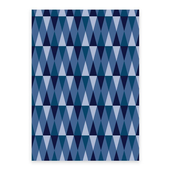 Triplex Wrapping Paper (3 sheets)