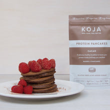 Gluten Free and Vegan Protein Pancake Mix - Cacao by Koja