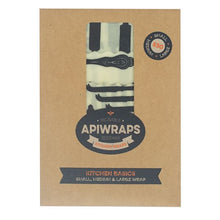 Beeswax Wraps - Small, Medium and Large Wrap by Apiwraps