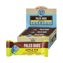 Blue Dinosaur Paleo Bars - Apple Pie (12 x 45g Bars)