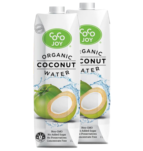 Organic Coconut Water 1L by Coco Joy