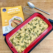 Protein Bread Mix 6 Australian Seeds 330g by The Protein Bread Co