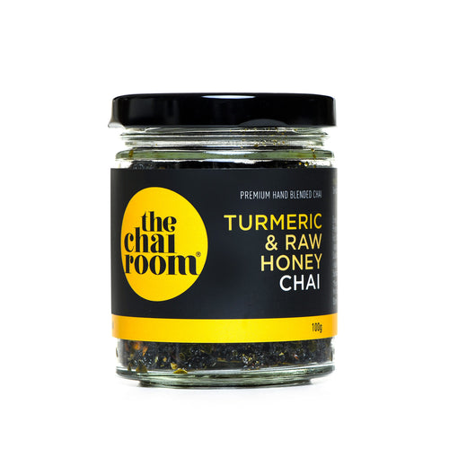 The Chai Room: Turmeric Honey Masala Chai 100g