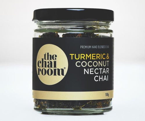 The Chai Room: Turmeric & Coconut Nectar Chai
