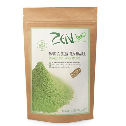 Zen Green Tea: Premium Grade Matcha Tea Powder 60g