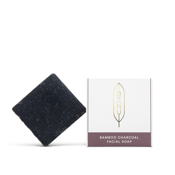 BAMBOO CHARCOAL FACIAL SOAP 100 g