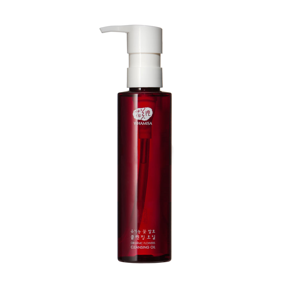 Organic Flowers Cleansing Oil 153 ml