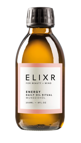ELIXR ENERGY Daily Oil Ritual - Mundziehöl 250 ml