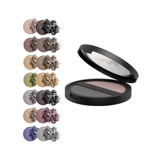 Pressed Mineral Eye Shadow Duo 1,2 g