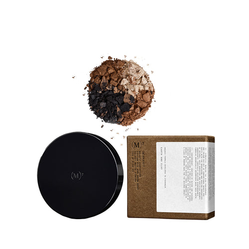 EARTH AND CLAY Custom Eye And Brow Quad Velvet Matte Finish 12g