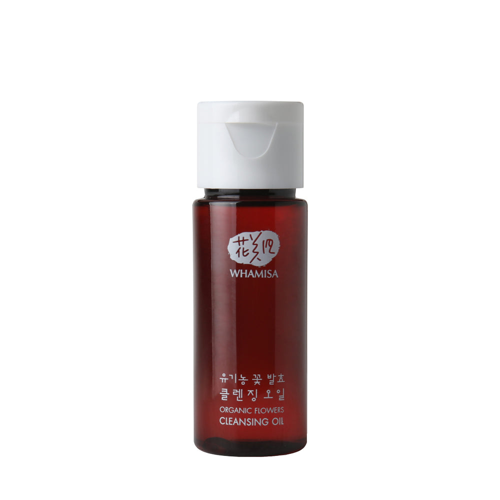 Mini Organic Flowers Cleansing Oil 22ml