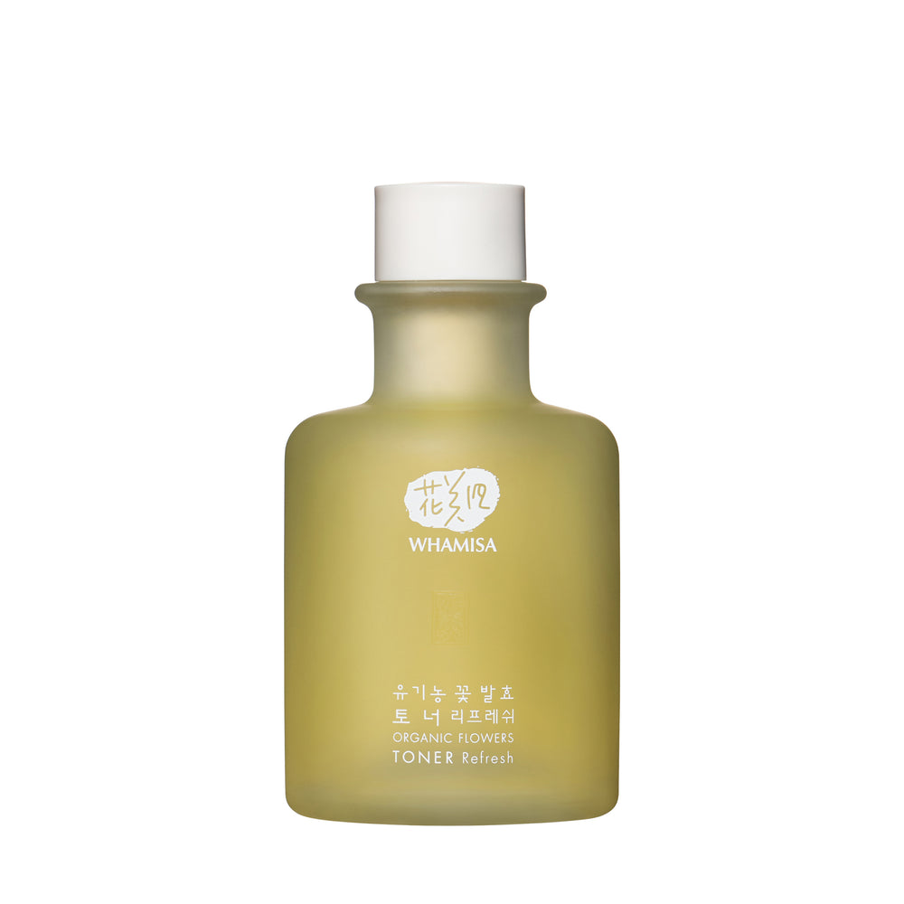 Mini Organic Flowers Toner Refresh 33,5ml