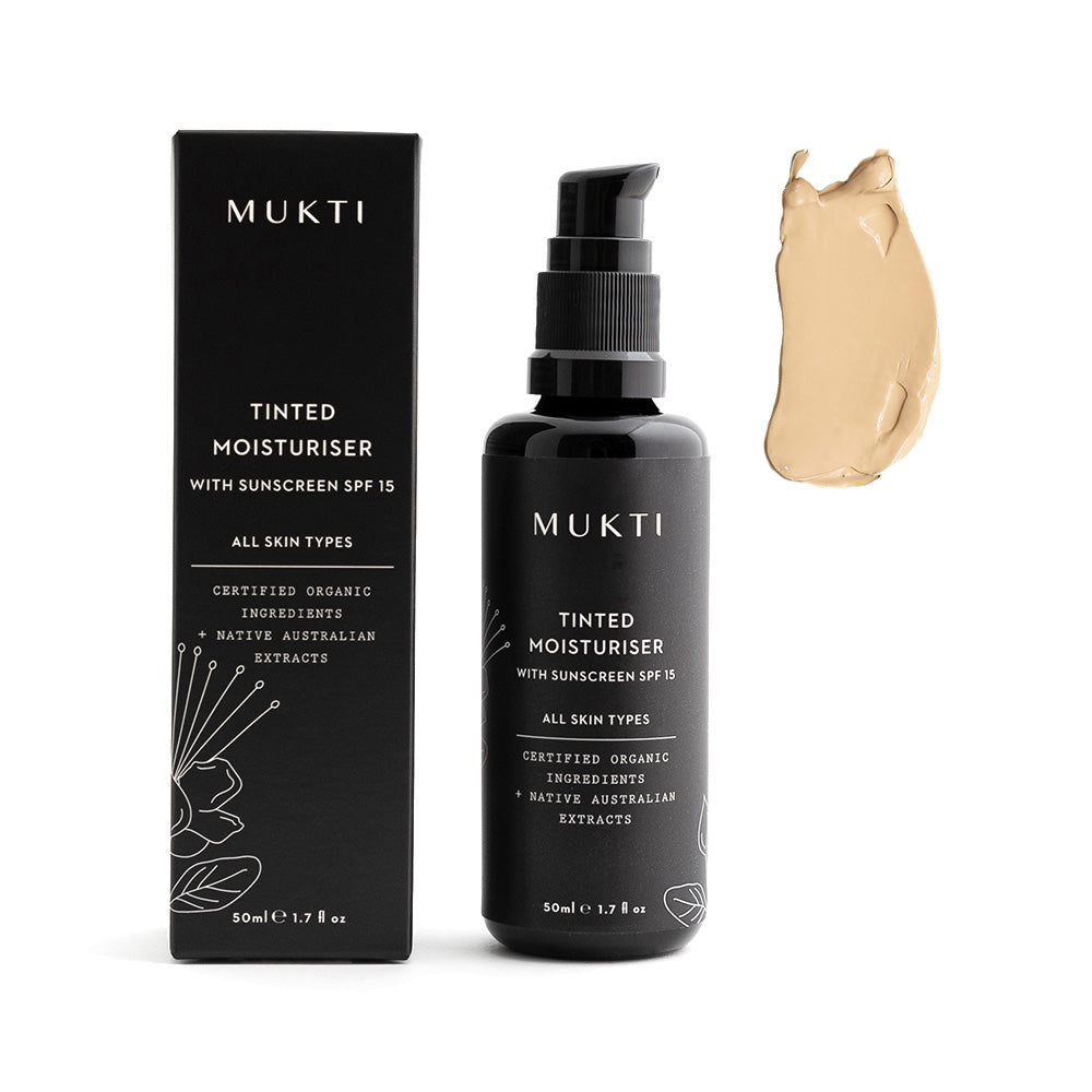 Tinted Moisturiser with Sunscreen 50 ml