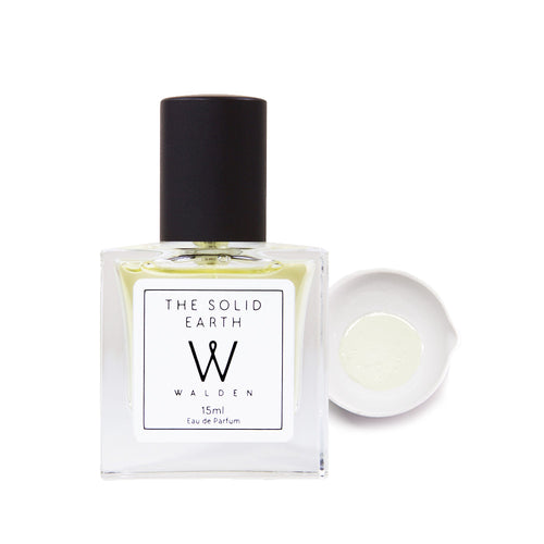 The Solid Earth Natural Perfume 15 ml