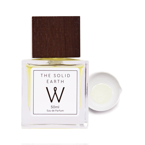 The Solid Earth Natural Perfume 50 ml