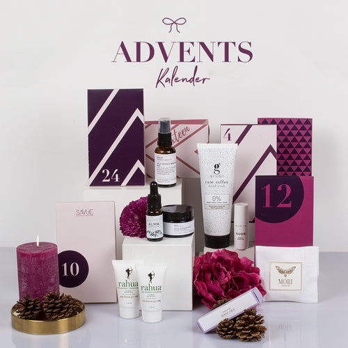 SAVUE Green Beauty Adventskalender 2018
