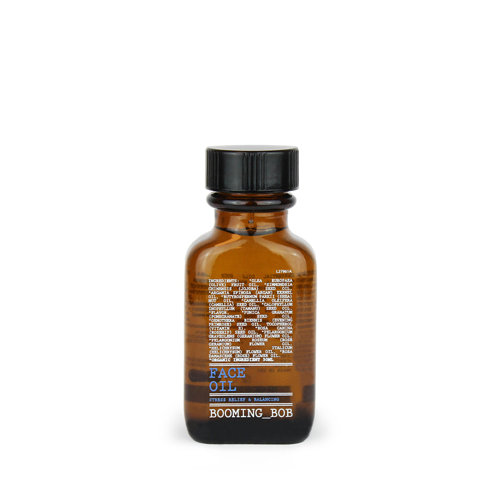 Face Oil Stress relief & balancing 30ml