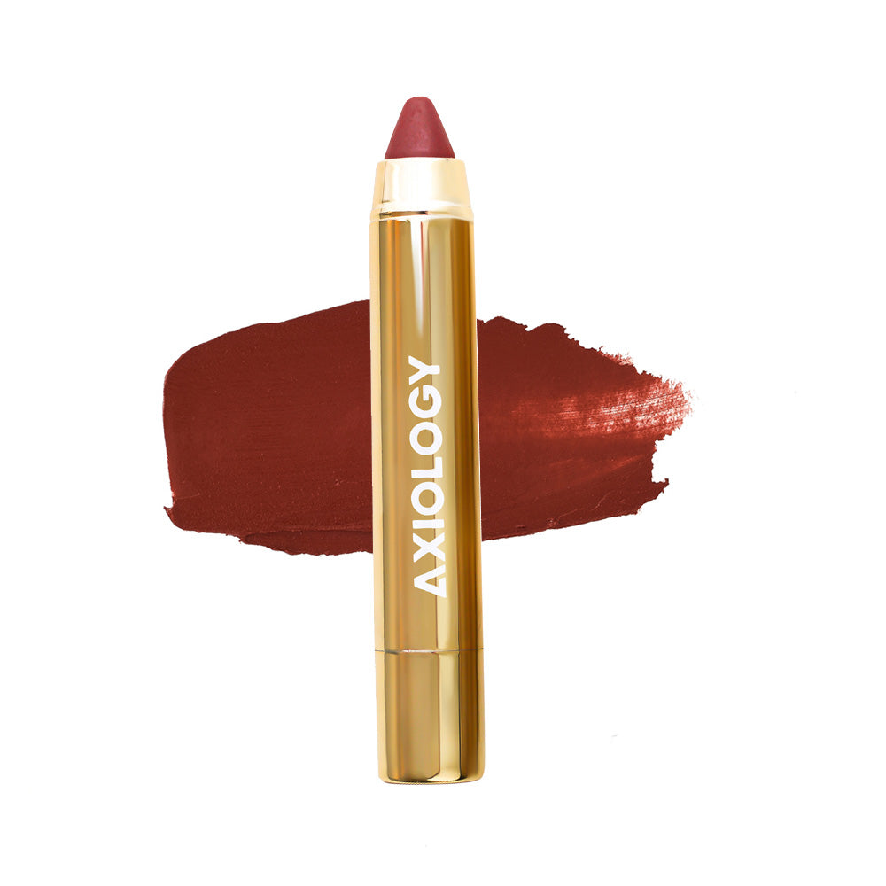 Natural Lip Crayon Valor 3,4 g