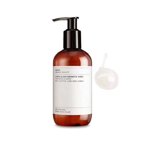 Citrus Blend Aromatic Wash for Hands & Body 250 ml