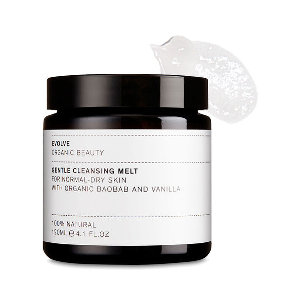 Gentle Cleansing Melt With Organic Baobab & Vanilla 120 ml