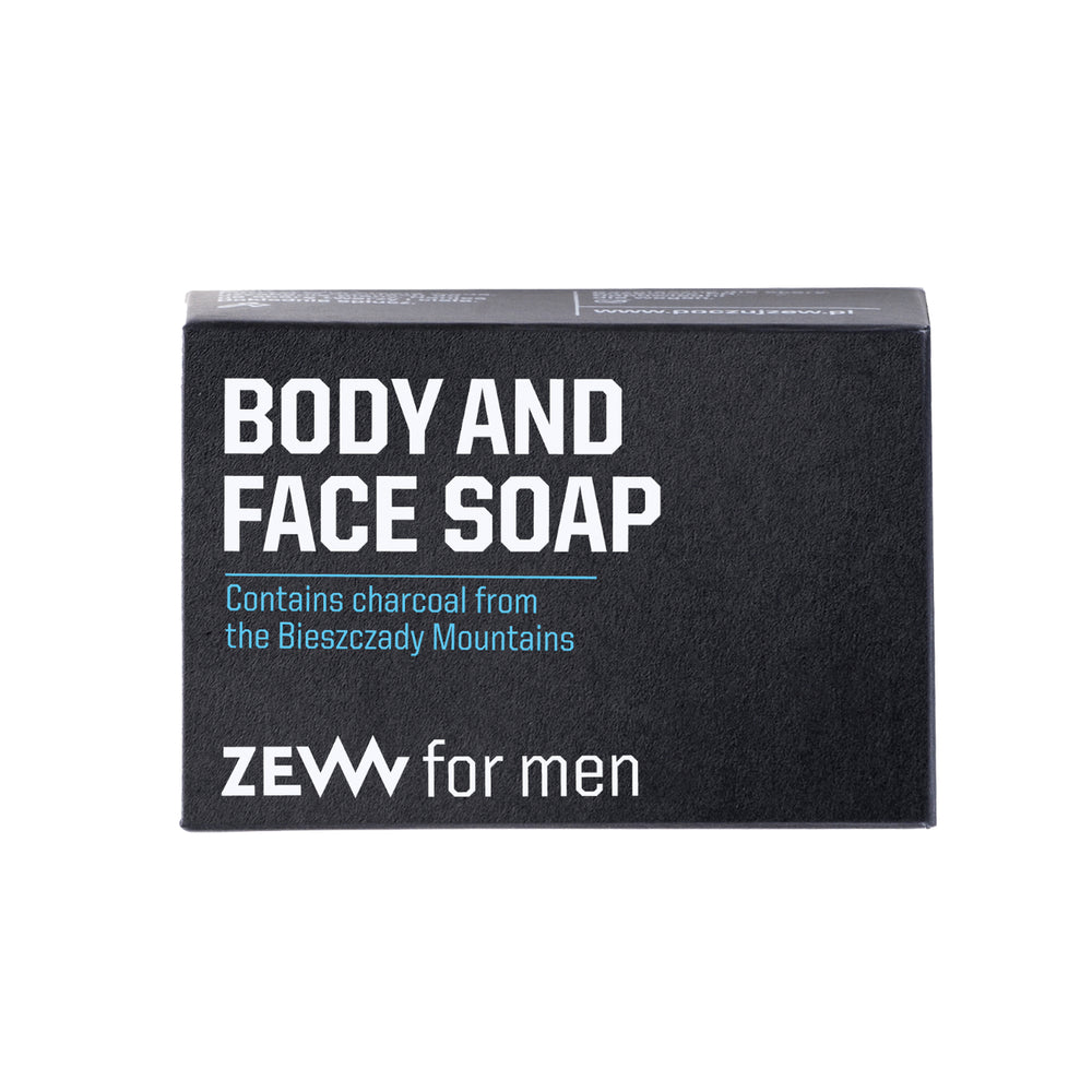 Body and Face Soap 85g