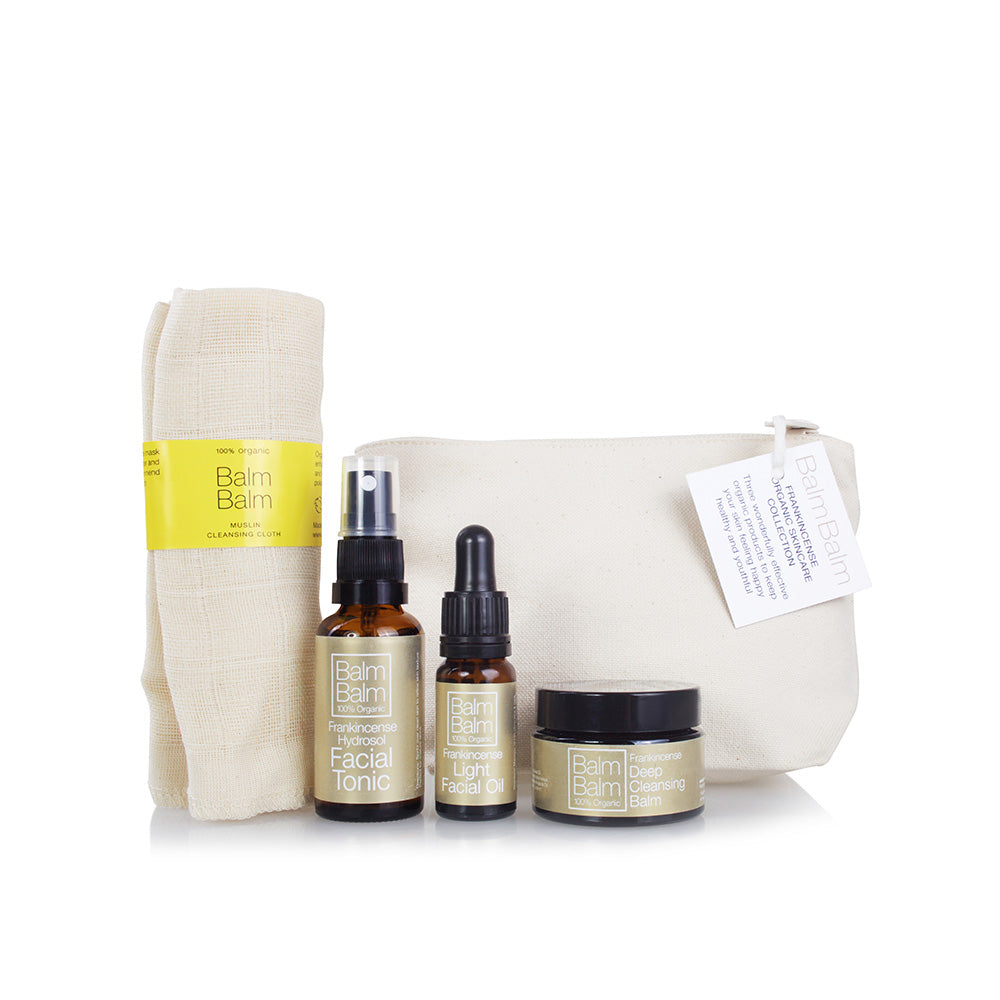 Frankincense Organic Skincare Collection