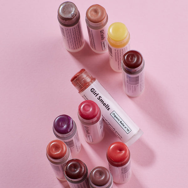 Nourishing Lip Balms 5 ml (8 Farben)