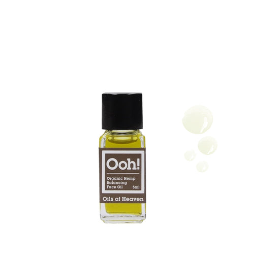 Organic Hemp Balancing Face Oil
