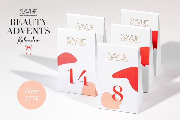 SAVUE Green Beauty Adventskalender 2019