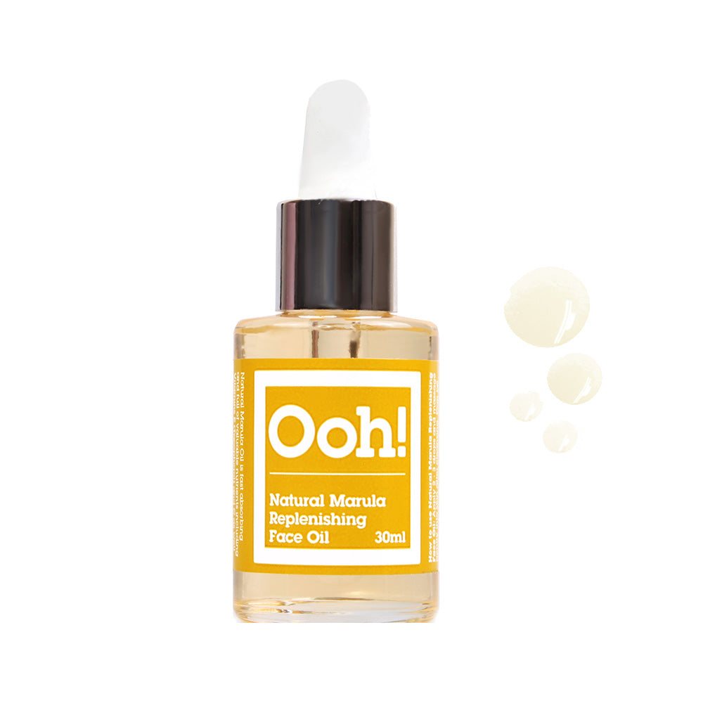 Natural Marula Replenishing Face Oil