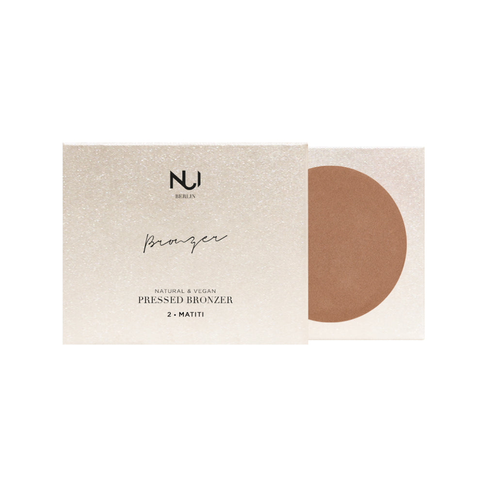 Natural Pressed Bronzer MATITI 12 g