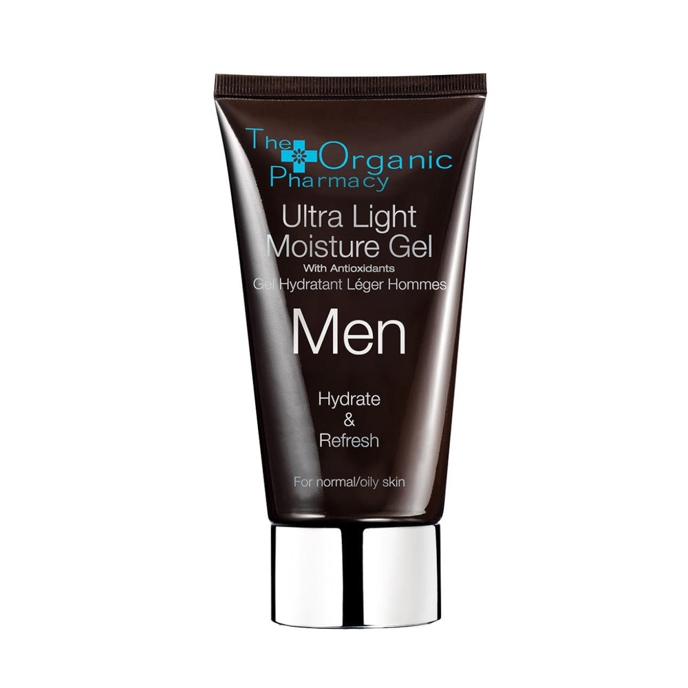 Men Ultra Light Moisture Gel 75ml