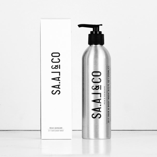 011 Hair & Body Wash 250 ml