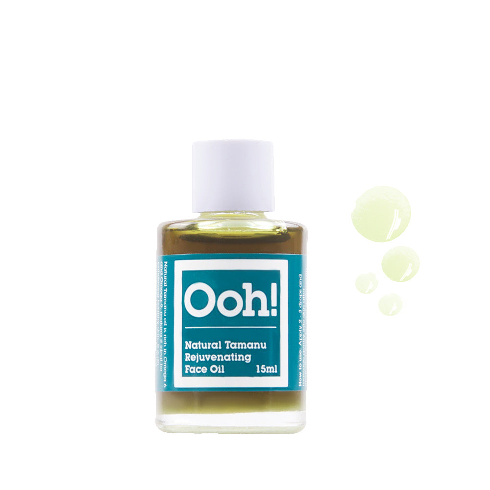 Natural Tamanu Rejuvenating Face Oil