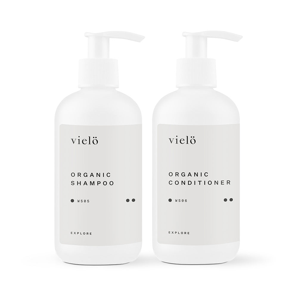 Explore Organic Duo Hair 2x250 ml