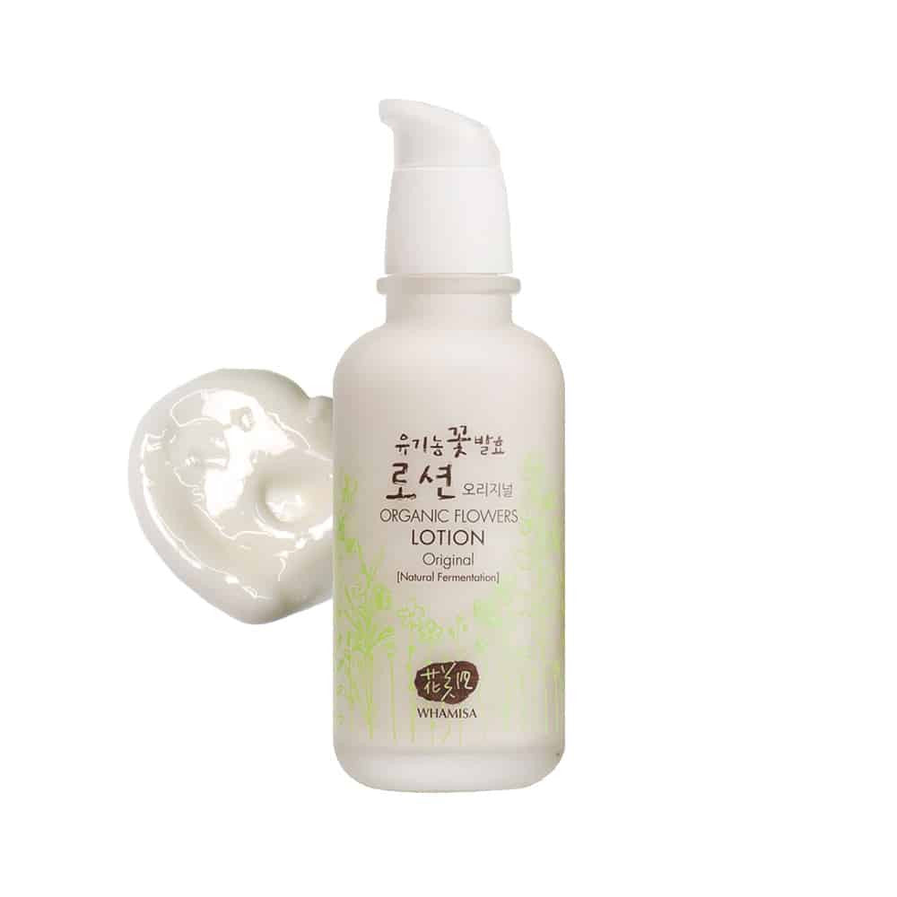Organic Flowers Lotion Original 120 ml
