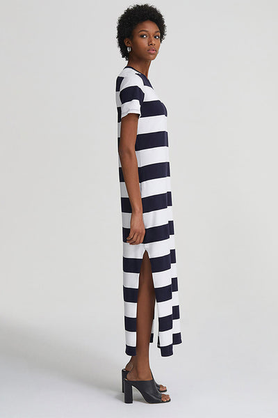 The Alana Stripe Dress