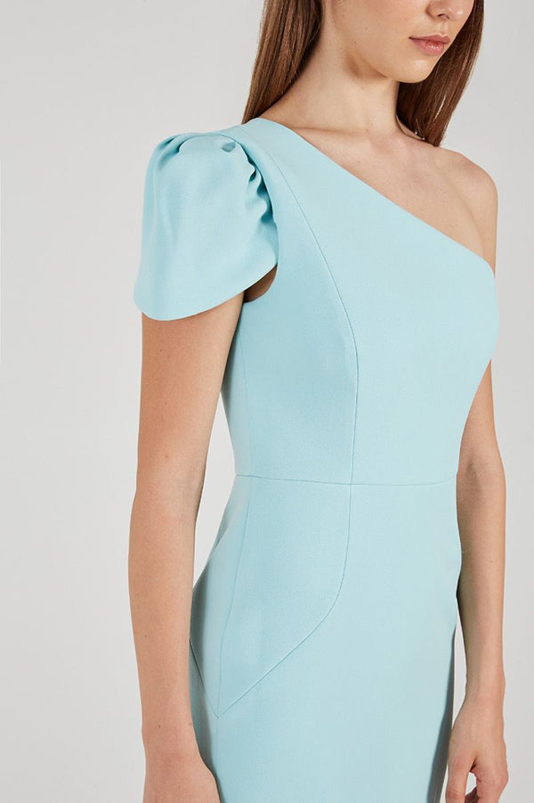 Carline One Shoulder Dress
