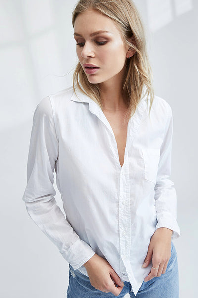 Barry Light Poplin Shirt